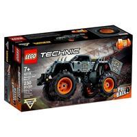 Inspire as crianças que adoram o Monster Jam a construir o seu caminhão gigante com este kit de construção LEGO Technic Monster Jam Max-D (42119). Com
