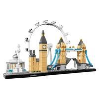Capture a essência arquitetônica de Londres com este magnífico conjunto que reúne a icônica Galeria Nacional, a Coluna de Nelson, a London Eye e o Big