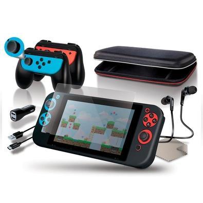 Tudo o que você precisa para tirar o máximo proveito do seu novo switch Nintendo! Nosso popular punho de conforto é totalmente novo para o switch, com