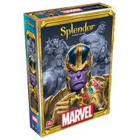 Toda a dinâmica e diversão do já consagrado Splendor agora com os heróis e vilões Marvel! Recrute os melhores e mais poderosos personagens do Universo