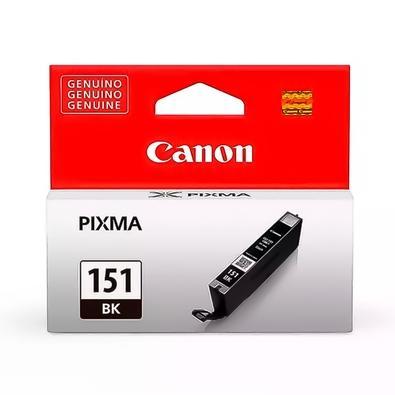 Os cartuchos Canon oferecem uma impressão com alta qualidade, cores mais vibrantes e ajuda a preservar e estender a vida útil da impressora.