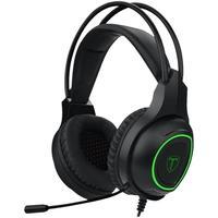 Comunique-se melhor com o seu time com o Headset Gamer T-Dagger Atlas. Com drivers de 40 mm, e almofadas extremamente confortáveis a qualidade sonora