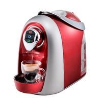 Cafeteira Espresso Corações Modo do grupo 3 corações que prepara cafés espresso, cafés filtrados, cappuccinos, chás e diversas bebidas cremosas. Com d