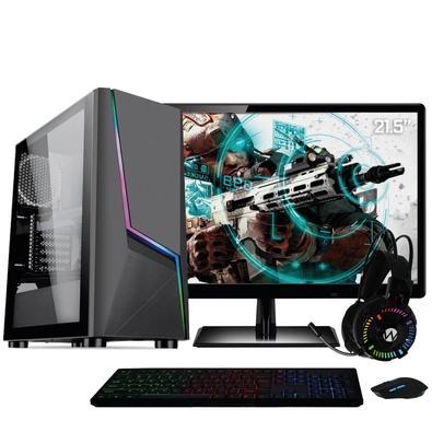 Chegou a hora! Arrase nos seus games prediletos comprando um PC Gamer com preço justo. Jogue diversos títulos e divirta-se. Far Cry New Dawn, FIFA 20,