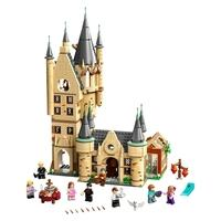 LEGO Harry Potter A Torre de Astronomia de Hogwarts (75969) está repleta de torres com locais icônicos, personagens espetaculares e detalhes autêntico