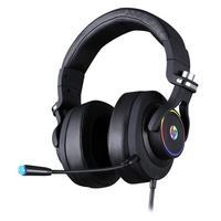 H500 traz um som de alta qualidade, o driver de 50mm, preza pela imersão de áudio, com nitidez e estabilidade em todas as frequências. A tecnologia de