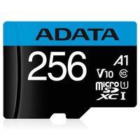 Os cartões de memória Premier microSDXC / SDHC UHS-I Classe 10 fornecem velocidades de leitura de até 100 MB por segundo para transferências rápidas d