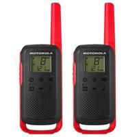 Com todos os recursos, resistente e cheio de estilo, o walkie-talkie TALKABOUT T210 é a melhor forma de se manter conectado durante suas aventuras ao