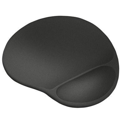 Mousepad BigFoot XL Tapete para rato ergonómico de grande dimensão com apoio para o pulso em gel suave Tamanho importa Com uma área de superfície extr