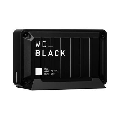 SSD Externo WD_Black D30 2TB Libere o seu console. Expanda a sua biblioteca. Elimine as telas de carregamento e aumente a sua capacidade com o SSD WD_