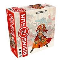 Rising Sun Os grandes Kami, já esquecidos, retornaram do mundo subterrâneo, irritados com as decisões do Sh?gun atual do Império. Rising Sun é um jogo