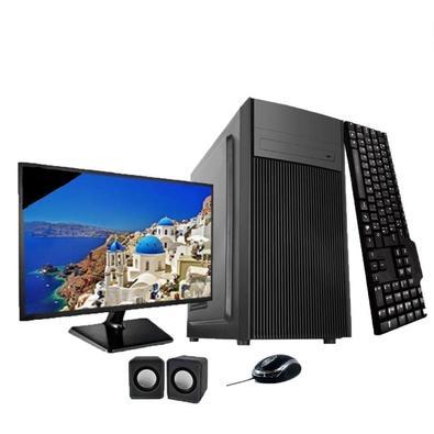 A ICC traz para o mercado seu incrível lançamento, a linha Vision IV23XX. O novo modelo ICC VISION IV2540K2WM19, é um computador completo. Com teclado