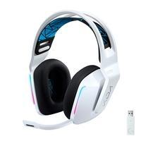 Headset Gamer Sem Fio Logitech G733 K/DA JOGUE SEM TRÉGUA. CONTINUE JOGANDO. O headset para jogos G733 K/DA foi desenvolvido com a arte oficial K/DA d