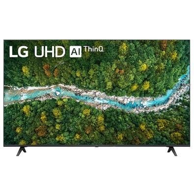 Smart TV LG 55 4K UHD Real 4K UHD, Imersão Surreal As TVs LG UHD sempre superam as expectativas. Experimente qualidade de imagem realista e cores viva