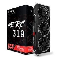 Placa de Vídeo XFX Speedster MERC 319 AMD Radeon RX 6900XT Black Gaming 16Gbps 16GB GDDR6 DESEMPENHO PARA COMANDAR SEU JOGO Apresentando as placas de