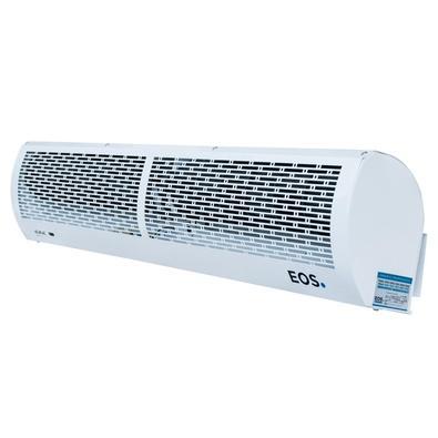 A Cortina de Ar EOS tem a função de separar a temperatura ambiente exterior da temperatura interior. Desenvolvido especialmente para áreas de comércio