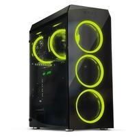 PC Gamer NAVE Urano AAT01 Ryzen R5 3600, 8GB RAM, SSD 256GB, HD 1TB, Geforce GTX 1660 Super, Linux - DNR5VB3F000