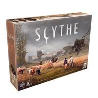 Jogo Scythe Scythe é um jogo de tabuleiro que se passa nos anos 1920, em uma linha temporal alternativa. É uma época de agricultura e guerra, corações