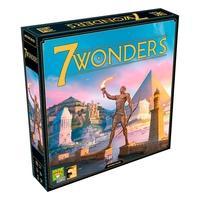 Jogo 7 Wonders (2ª Edição) 7 Wonders é um jogo essencial para qualquer coleção de boardgame. Não à toa ele é o jogo mais premiado no mundo. Sua mecâni