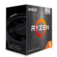 Processador AMD Ryzen 5 5600G  Esteja você jogando os jogos mais recentes, projetando o próximo arranha-céu ou analisando dados científicos, a veloci