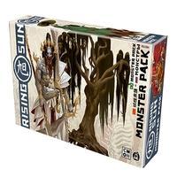 Jogo Rising Sun: Monster Pack (Expansão) Quatro novos monstros chegam para a disputa no Japão feudal! Aumente ainda mais a intesidade da disputa pelo