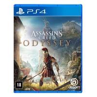 Jogo Assassins´s Creed Odyssey PS4 Escreva sua própria odisseia épica e torne-se um lendário herói espartano em Assassin's Creed Odyssey, uma aventura