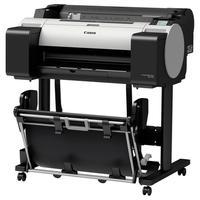 A imagePROGRAF TM-200 é ideal para ambientes com necessidade de impressão de grande formato para engenharia, decoração, cartazes, avisos e muito mais