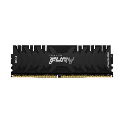 Memória Kingston Fury Renegade FURY KF436C16RB1 / 16 é um módulo de memória 2G x 64 bits (16 GB) DDR4-3600 CL16 SDRAM (DRAM síncrona) 2Rx8, baseado em