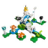 LEGO Super Mario - Conjunto de Expansão Lakitu Sky World Traga um desafio divertido para o universo LEGO® Super Mario™ das crianças com este Conjunto