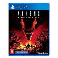 Jogo Aliens: Fireteam Elite Situado no icônico universo Alien, Aliens: Fireteam Elite é um atirador cooperativo de sobrevivência em terceira pessoa qu