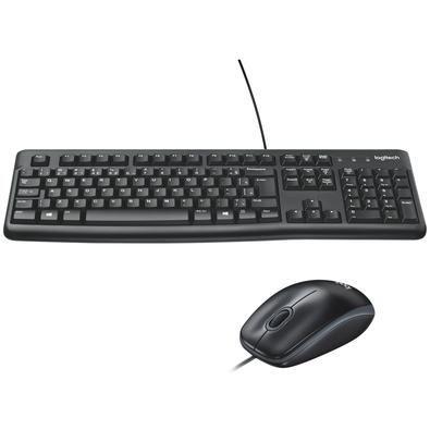 Uma dupla resistente que combina conforto, elegância e simplicidade. Seu conforto está garantido com este teclado em layout ABNT2 e graças às silencio