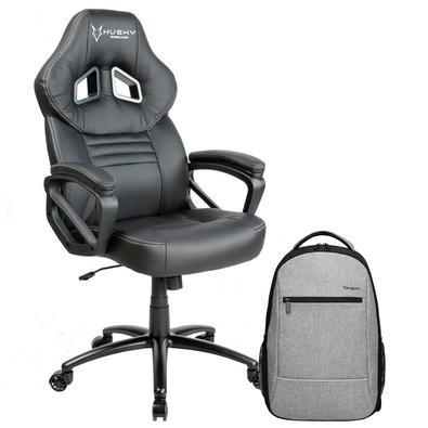 Cadeira Gamer Husky Gaming Frost A Cadeira Gamer Husky Frost oferece design diferenciado e moderno, perfeito para dar um upgrade no seu espaço gamer.
