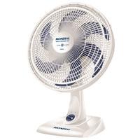 Ventilador de Mesa Mondial 40cm Maxi Power 6 Pás Com o ventilador da Mondial você terá muito mais vento e menos barulho proporcionando bem estar para