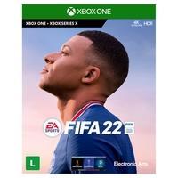 Jogo FIFA 22 BR, Xbox One  Powered by Football, EA SPORTS FIFA 22 deixa o jogo ainda mais real com avanços fundamentais de jogabilidade e uma nova te