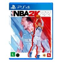 Jogo NBA 2K22 PlayStation 4  O NBA 2K22 coloca todo o universo do basquete nas suas mãos. JOGUE AGORA em ambientes realistas da NBA e da WNBA contra