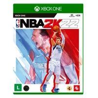 Jogo NBA 2K22 Xbox One  O NBA 2K22 coloca todo o universo do basquete nas suas mãos. JOGUE AGORA em ambientes realistas da NBA e da WNBA contra times