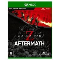 Jogo World War Z: Aftermath Xbox  World War Z: Aftermath é o jogo de tiro cooperativo de zumbis definitivo, e a próxima evolução do sucesso original