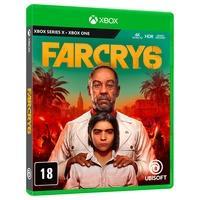 Jogo Far Cry 6 BR Xbox  Antón Castillo assumiu o poder com a promessa de restaurar a glória passada da ilha de Yara e planeja moldar sua visão do par