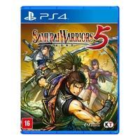 Jogo Samurai Warriors 5 PS4  Essa história se passa durante o período Sengoku , durante o qual uma ordem social invertida começou a se estender por t