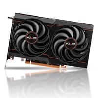 SAPPHIRE PULSE AMD Radeon RX 6600   A placa de Vídeo SAPPHIRE PULSE AMD Radeon RX 6600 funciona com a poderosa tecnologia de resfriamento Dual-X ass
