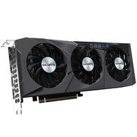 Placa de Vídeo Gigabyte Radeon RX 6600 EAGLE  O sistema de resfriamento WINDFORCE 3X possui 3 ventiladores de lâmina exclusivas de 80 mm, rotação alt