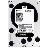 HD WD Black Performance, 2TB, 3.5´, SATA - WD2003FZEX