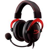 Com o Headset Gamer HyperX Cloud II Preto e Vermelho você tem a garantia de uma excelente experiência de jogo. Começando pela tecnologia presente no m