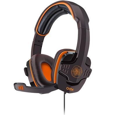 Headset com som de alta definição, graves potentes e design ergonômico super confortável. O headset ideal para games.