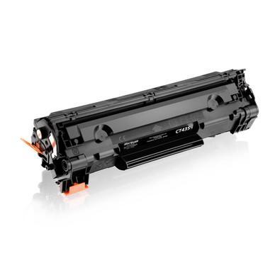 Toner Multilaser p/ HP LaserJet P1005/ P1006 Preto - CT435