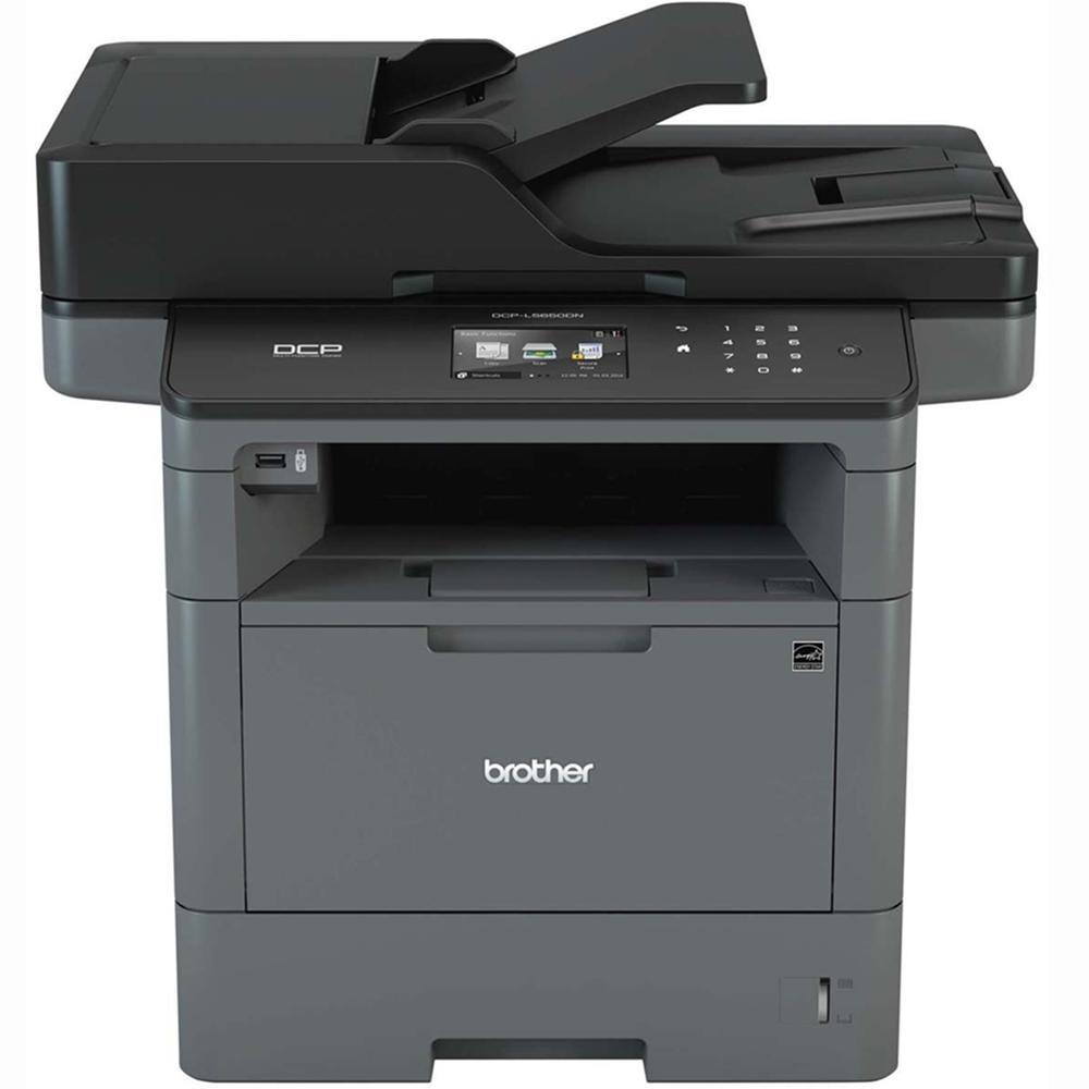 Imagem de Impressora Multifuncional Brother Laser Mono MFC-L6702DW