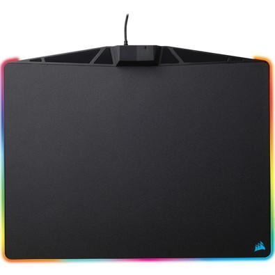 O POLARIS MM800 RGB se baseia na durabilidade, controle e precisão do mousepad da CORSAIR com um nível totalmente novo de imersão LED.