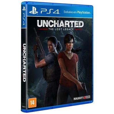 Uncharted The Lost Legacy Hits A desenvolvedora aclamada pela crítica Naughty Dog lança a primeira aventura independente da história da franquia UNCHA