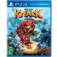 Knack 2 é um jogo divertido com vários golpes surpreendentes.