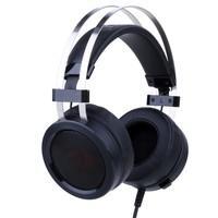 Headset Gamer Redragon Scylla - H901  Construção Robusta, Tecnologia Incrível, Conforto Impecável  O Scylla foi criado para durabilidade avançada,